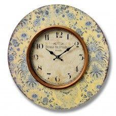 Roses De Parfum Large Wall Clock £42.99