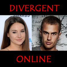 Lots of Divergent online things to do!