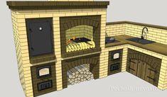 Проекты барбекю мангалов из кирпича с казаном в беседке   Печных дел Мастер Bbq Grill, Loft, Ss, Decor, Bar Grill, Decoration, Barbecue, Lofts, Decorating
