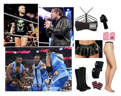 """""""Starting Off Raw With An In-Ring Promo With Dean Ambrose"""" by alyssaclair-winchester ❤ liked on Polyvore featuring Charlotte Russe, Apex, Emilio Cavallini, Asics, WWE, randyorton, DeanAmbrose and thenewday"""