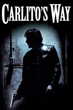 Carlito's Way Movie Poster - Al Pacino, Sean Penn, Penelope Ann Miller  #CarlitosWay, #MoviePoster, #BrianDePalma, #Drama, #AlPacino, #PenelopeAnnMiller, #SeanPenn