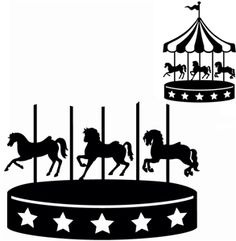 Welcome to the Silhouette Design Store, your source for craft machine cut files, fonts, SVGs, and other digital content for use with the Silhouette CAMEO® and other electronic cutting machines. Carrousel, Kirigami, Horse Stencil, Stencils, Image Svg, Silhouette Online Store, Silhouette Portrait, Carousel Horses, Circus Theme