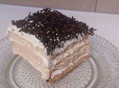 Greek Desserts, Greek Recipes, Jello, Yogurt, Cheesecake, Dessert Recipes, Food And Drink, Sweets, Cooking