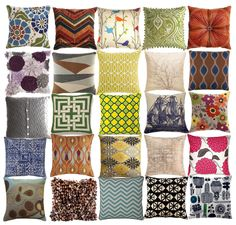sewing pillow covers