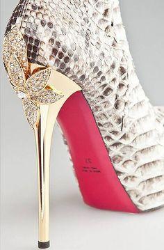 OMG!!! Gorgeous heels!!!