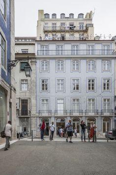 Obra: PERCURSO PEDONAL ASSISTIDO DA BAIXA AOCASTELO DE SÃO JORGE, Lisboa Autor: JoãoPedroFalcãode Campos, arquitecto
