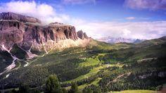 Gardena Pass Italy   Bing 2015 04 08 Gardena Pass and the Sella Group, Dolomites, Italy ...