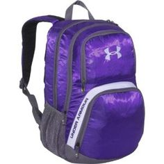 Under Armour Book-bag (Purple)