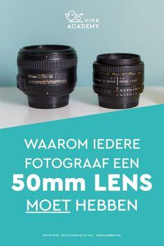Een 50mm lens is een veelzijdig objectief. In dit artikel lees je de 8 redenen waarom ook jij een 50mm lens moet kopen, zoals de geweldige prijs/kwaliteit verhouding.