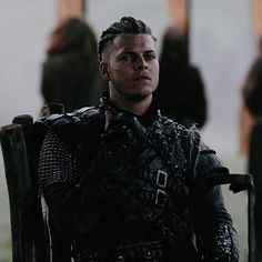 Ivar Ragnarsson, Viking Aesthetic, Sons Of Ragnar, Ivar The Boneless, Alex Hogh Andersen, Cute Asian Babies, Ragnar Lothbrok, Mary I, Gothic Anime