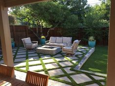 Walkway landscaping, Pathway landscaping, Pavers backyard, Front yard landscaping, Yard landscaping, Paver patio - 36 Awesome Backyard Patio Ideas - #Walkwaylandscaping