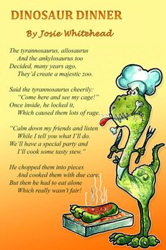 Funny Dragon Poems for Kids | A Love of Reading ...