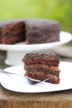 Tinha necessidade desse pedaço de bolo?!