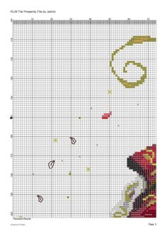 The Prosperity Fae by Passione Ricamo of Fantasy Cross Stitch, Cross Stitch Fairy, Cross Stitch Angels, Cross Stitch Flowers, Counted Cross Stitch Patterns, Cross Stitch Charts, Cross Stitch Designs, Modern Embroidery, Embroidery Patterns