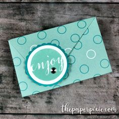 The Paper Pixie - Stampin' Up! Demonstrator Blog