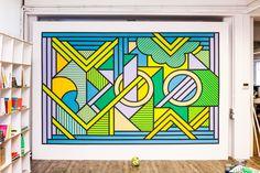 Moo Mural | Supermundane