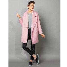Manteau femme Soft Grey | La Redoute