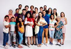LIMA VAGA: Actores de 'Solo una Madre' realizarán firma de au...