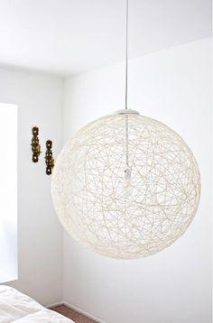 #DIY Mooi Random Light-Inspired Pendant
