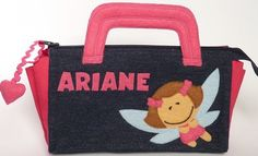Multi-Compartment Handbag - Free Pattern + Tutorial #sewing