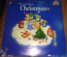 A personal favorite from my Etsy shop https://www.etsy.com/listing/288973491/care-bears-christmas-lp-vinyl-record-kss