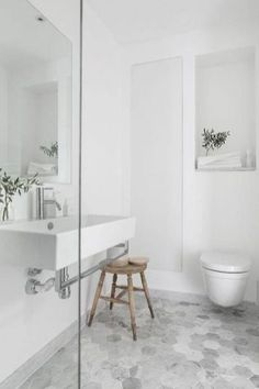 13 Modern Farmhouse Master Bathroom Remodel Ideas