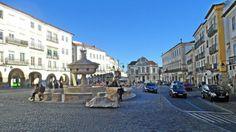 Evora cidade património mundial