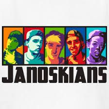 Jai,James,Luke,Beau and skip The janoskians