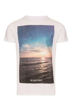 Gold Coast Sunset Photo T-Shirt
