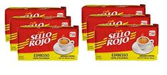 Sello Rojo Espresso 100 Col Ground Coffee 10 Oz Pack of 6 *** This is an Amazon Associate's Pin. Be sure to check out this awesome product.