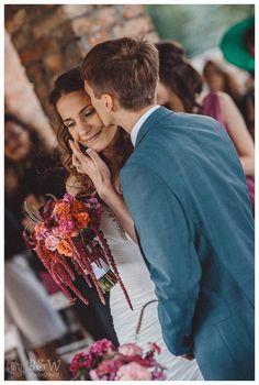 Reportaż ślubny w Cegielni w Rzucewie
