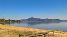 Lake with Rotorua city just visible in the centre of the image Centre, City, Beach, Water, Outdoor, Image, Gripe Water, Outdoors, The Beach