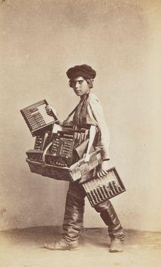 Продавец абаков. Санкт-Петербург