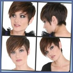 pixie haircut pictures, photos, and images for facebook, tumblr  inside types of pixie haircuts The  Elegant    types of pixie haircuts With regard to   Present beauty