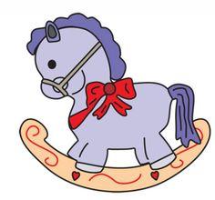 Rocking Horse - C108