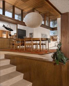 Dream Home Design, Home Interior Design, Interior Architecture, Interior Decorating, House Design, Decoration Chic, Japanese Interior, Living Spaces, Sweet Home