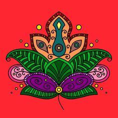 Oriental / Colorfy