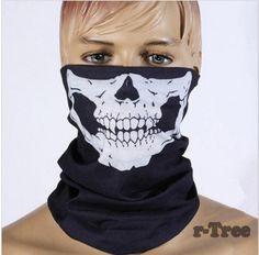 A prueba de viento máscara máscara montar en bicicleta de la bicicleta fleece winter warm media cara máscara de esquí deporte de la motocicleta máscara de protección DM0202