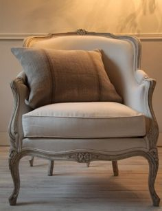 French Bergère Louis XV of the twentieth century - SOLD