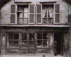 eugene atget fine art photography