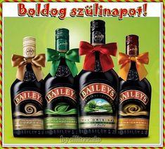 Beer Bottle, Whiskey Bottle, Baileys, Champagne, Happy Birthday, Google, Flowers, Chocolates, Happy Brithday