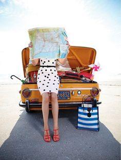 Road trips!