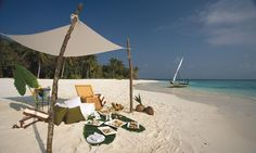 Relaxing getaway at a luxury island resort? Yes, please. Coco Palm Dhuni Kolhu, Maldives (never heard of it)