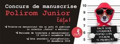 Concurs de manuscrise Polirom Junior 1a