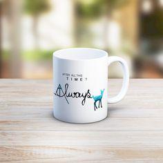 Always Mug ($17)