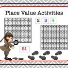 Free Place Value Packet!!