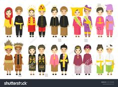 Find accessories stock images in HD and millions of other royalty-free stock photos, illustrations and vectors in the Shutterstock collection. Indonesian Art, Chinese Clothing, Cartoon Pics, New Pictures, Traditional Outfits, Royalty Free Photos, Clip Art, How To Wear, Image