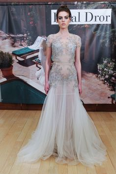 Inbal Dror Spring 2015 Wedding Dresses