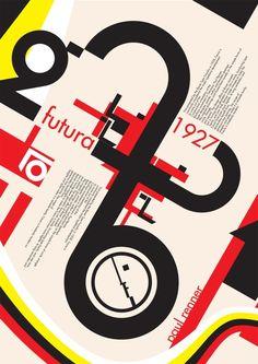 타이포그래피 : 푸투라(futura) : 네이버 블로그