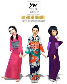 8da1d4ec12  YEW  No sin mi Kimono! - Part VI - Yellow Jealoucy Sims 5